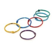 Hygloss® Book Ring Pack, 1 1/2""