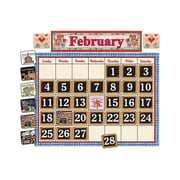 Teacher Created Resources® Bulletin Board Set, Susan Winget School Time Calendar