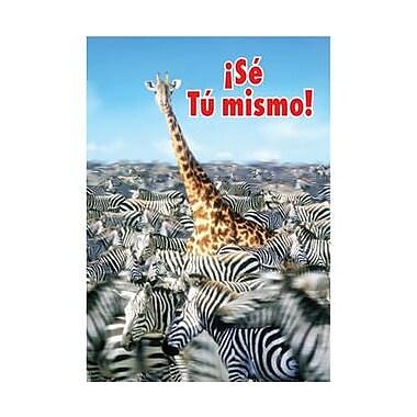 Trend Enterprises® ARGUS® Poster, Se tu mismo!