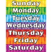 Teacher Created Resources® Days of The Week Chart