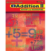Edupress® Best Value Addition II -Review and Regrouping Drill Book, Grades 2nd -6th