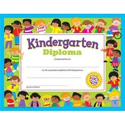 "Trend Enterprises® Kindergarten Diploma, 8 1/2""(L) x 11""(W)"