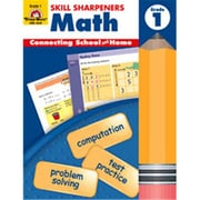 Evan-Moor® Skill Sharpeners Math Book, Grades 1st