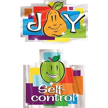 Trend Enterprises® Foil Bright Stickers, Fruit of The Spirit