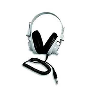 Califone CAF2924AVPV Deluxe Stereo Headphone, Silver