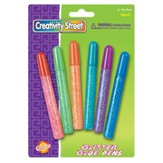 Chenille Craft® Iridescent Glitter Glue Pen, Assorted