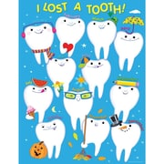 Creative Teaching Press™ I Lost A Tooth Classroom Management Chart