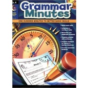 Creative Teaching Press Grammar Minutes Book, Grades 4th