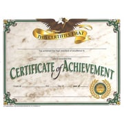 "Hayes® GreenBorder Certificate of Achievement, 8 1/2""(L) x 11""(W), 30/Pack"