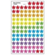 Trend Enterprises® SuperShapes Stickers, Star Smiles, 800/Pack