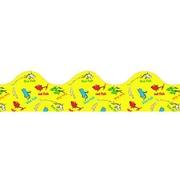 Eureka® Dr. Seuss™ pre-school - 8th Grades Scalloped Deco Trim, One Fish Two Fish