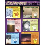 Trend Enterprises® Extreme Weather Learning Chart