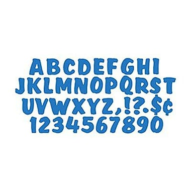 Trend Enterprises® Ready Splash Uppercase Letter, 4