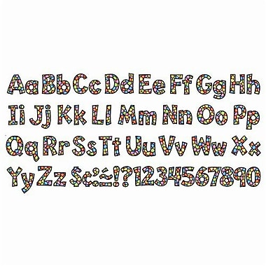 Trend Enterprises® Playful Combo Packs Ready Uppercase Letter, 4