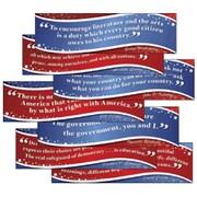 Edupress® Mini Bulletin Board, American Presidents Quotes