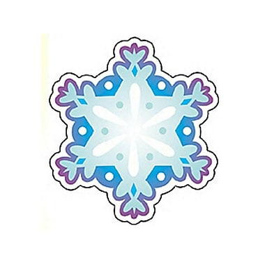 Trend Enterprises® Mini Accents, Snowflake