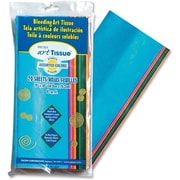 "Pacon® Spectra® 30"" x 20"" Art Tissue Paper, Assorted Color"