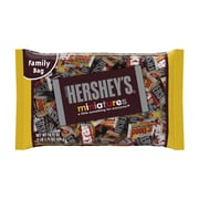Hershey's Miniatures Assortment Bag, 19.75 oz., 12/Case