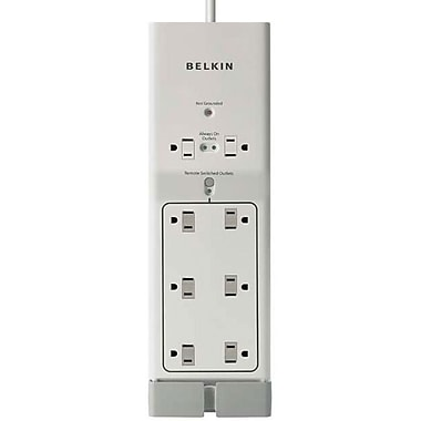 Belkin Conserve Switch™ 8-Outlet Surge Protector with Remote