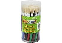 Chenille Kraft Creativity Street Round Colossal Paint Brush, 30/Pack (CK-5168 )