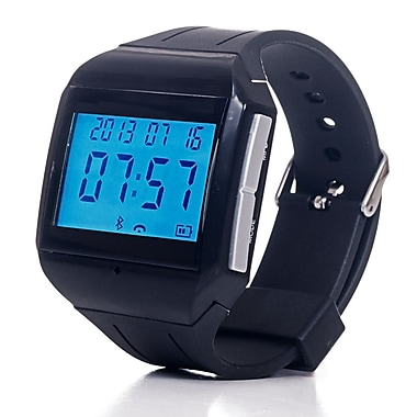 Northwest 72-MA878 Bluetooth Watch, Black