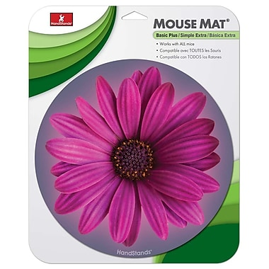 American Covers® Handstands® Round Flower Mouse Mat
