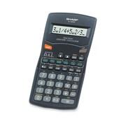 Sharp® EL500WBBK 10 Digit Calculator