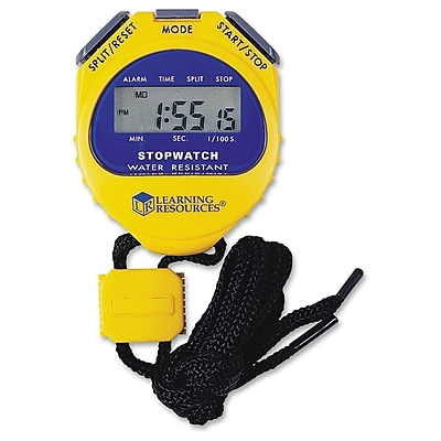 Learning Resources Big Digit Stopwatch 931565