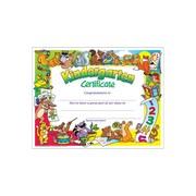 "Trend Enterprises® Congratulations Kindergarten Certificate, 8 1/2""(L) x 11""(W)"