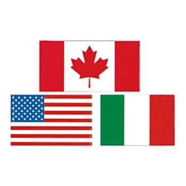 Eureka® Stickers, World Flags