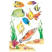Eureka® Window Cling, Fish