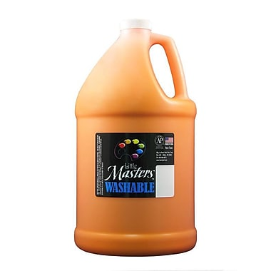 Little Masters® 128 oz. Washable Paint, Orange