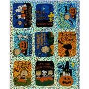 Eureka® Stickers, Peanuts Halloween Sparkle