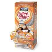 Nestlé® Coffee-mate® Liquid Coffee Creamer Singles, Vanilla Caramel Cream, 50/Box