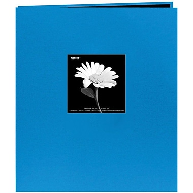 Pioneer Fabric Frame Scrapbook, 8.5