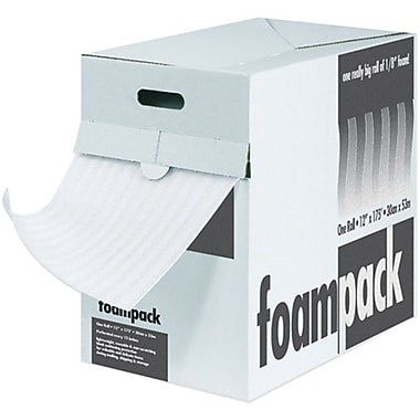 Partners Brand Air Foam Dispenser Packs, 1/16