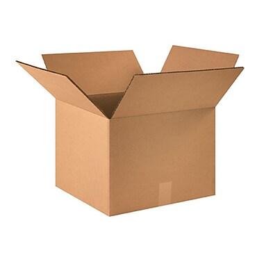16''x16''x12'' Standard Shipping Box 275#/ECT, 5/Bundle (HD161612DW)
