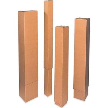 14''x14''x40'' Standard Shipping Box, 200#/ECT, 15/Bundle (T141440INNER)