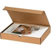 "12 1/8""x9 1/4""x3"" Partners Brand Literature Mailers, 50/Bundle (M1293K)"