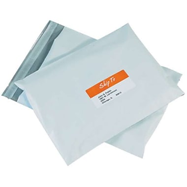 Staples® Poly Mailers, 19