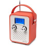 Crosley Radio Songbird Portable Radio, Orange