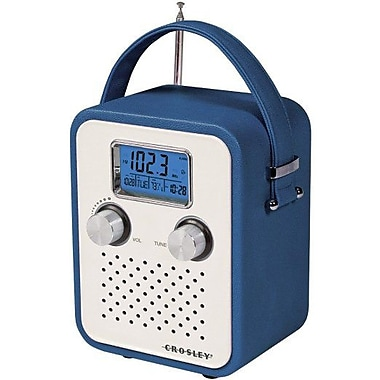 Crosley Radio Songbird Radio, Blue