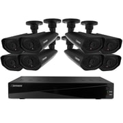 Defender® Sentinel Pro 2TB Widescreen 16CH Security DVR with 8 Surveillance Cameras