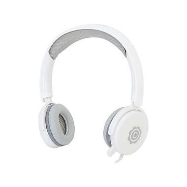 Tomee Chat Headset with Microphone for Wii U, White