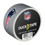 "Duck Tape® Brand Duct Tape, NE Patriots, 1.88""x 10 Yards"