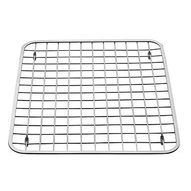 InterDesign® Regular Sink Grid, Polished Stainless Steel