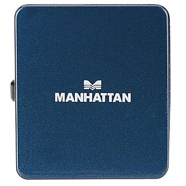 Manhattan 4 Port 160605 Hi Speed USB Micro Hub