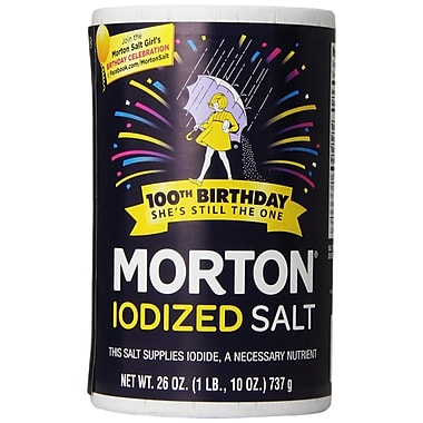 Morton Salt, 32/Pack