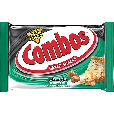Combos Baked Snacks, 72/Pack