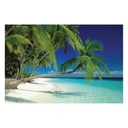 "Ace Framing ""Maldives Beach"" Framed Poster, 24"" x 36"""